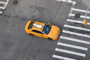 Mit Kreditkarte in New York das Taxi bezahlen