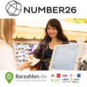 CASH26 Ein- und Auszahlen im Einzelhandel mit NUMBER26