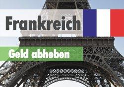 Geld abheben in Frankreich