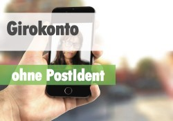 Girokonto ohne PostIdent eröffnen
