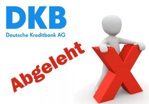 Kontoeröffung von der DKB abgeleht
