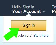 amazon.co.uk login