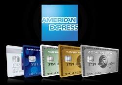 Kreditkarte von American Express