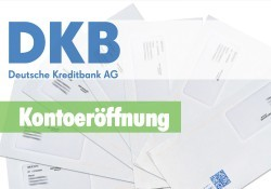DKB Kontoeröffnung Erfahrung – Antrag – Briefe – Kartenversand