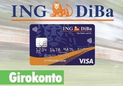 Girokonto der ING-DiBa komplett kostenlos