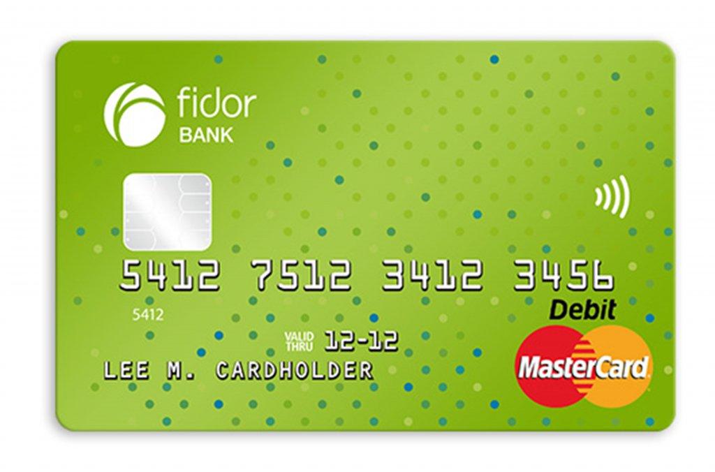 Fidor Debit Kreditkarte