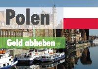 Geld abheben Polen