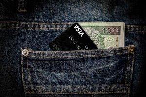 Polnisches Geld oder Kreditkarte