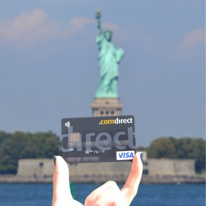 die ideale Kreditkarte für die USA