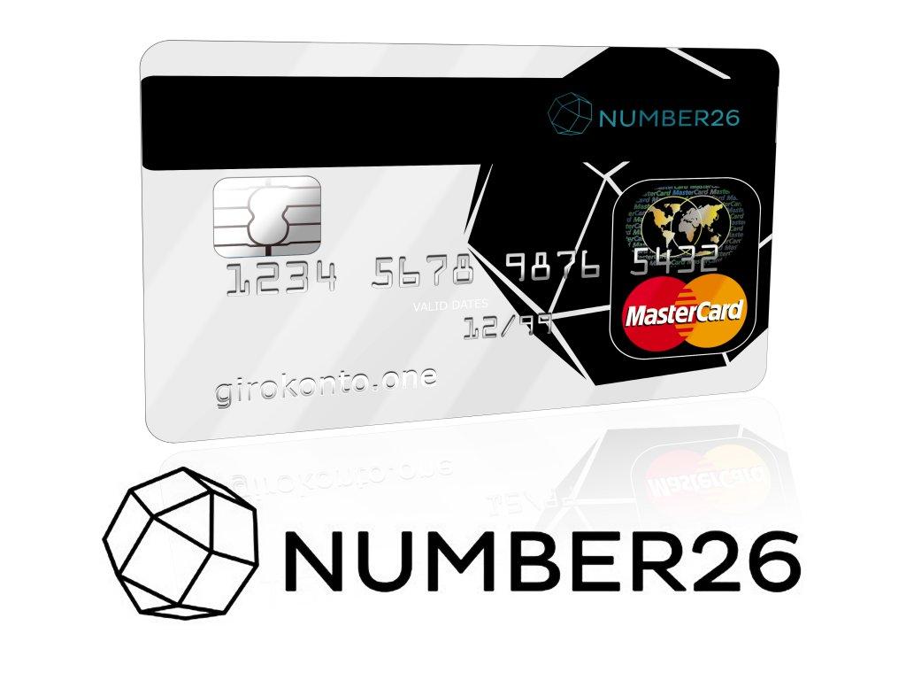 Number26 Kreditkarte Erfahrung