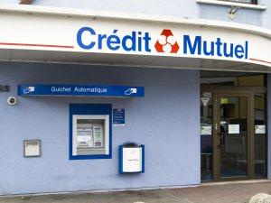 credit mutuel - In Frankreich Geld abheben