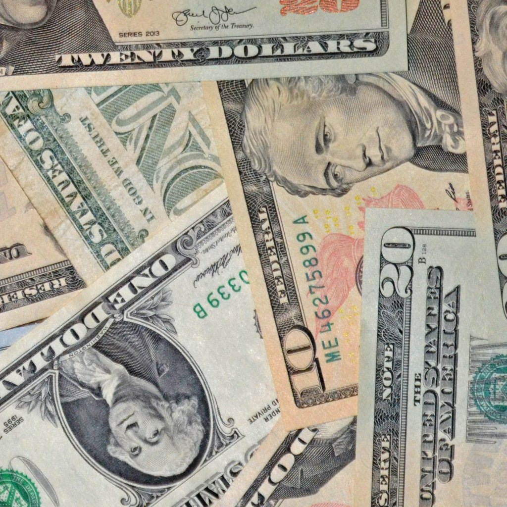Bargeld im Ausland US Dollar