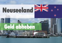 Geld abheben Neuseeland