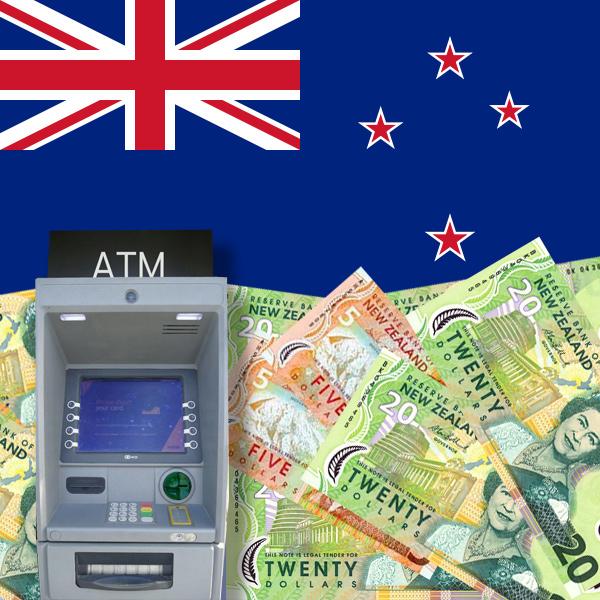 Weltweit Geld abheben