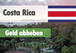 Geld abheben in Costa Rica