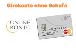 Girokonto ohne Schufa online sofort eröffnen