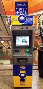 Euronet-geldautomat-polen