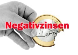 Negativzinsen