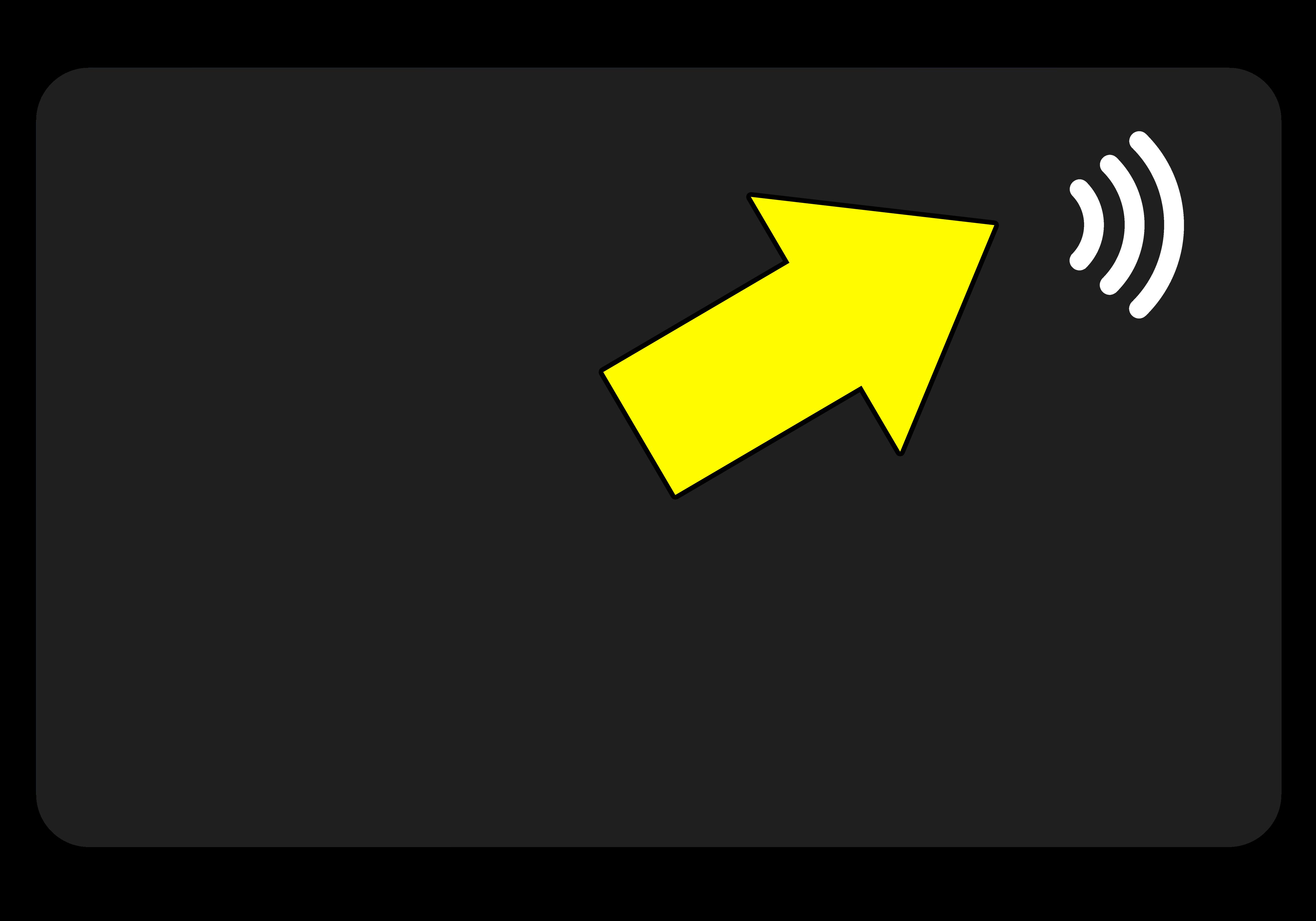 NFC Kreditkarte Datenschutz