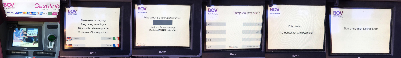 Geld abheben Malta - Geldautomat