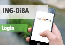 ING DiBa Login Onlinebanking