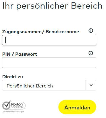 comdirect onlinebanking login